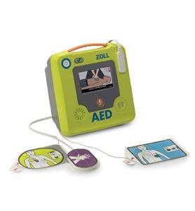 BLS AED Erste Hilfe Defibrillator